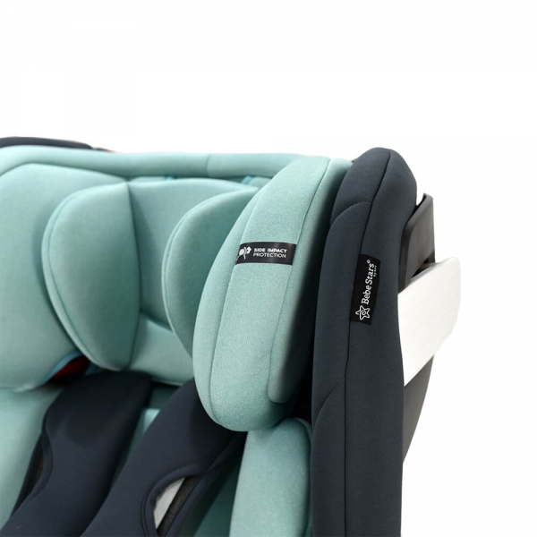 Car seat Apex Isofix 360° Mint  925-184 - image 925-184-9-600x600 on https://www.bebestars.gr