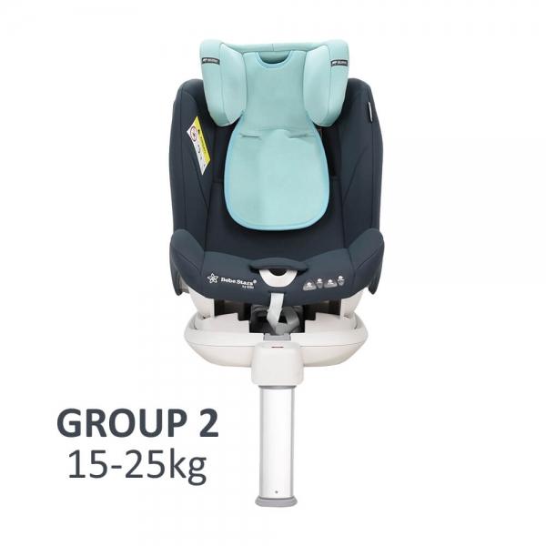 Car seat Apex Isofix 360° Mint  925-184 - image 925-184-G2-600x600 on https://www.bebestars.gr