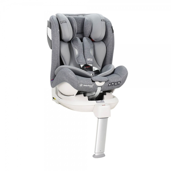 Car seat Apex Isofix 360° Grey 925-186 - image 925-186-1-600x600 on https://www.bebestars.gr