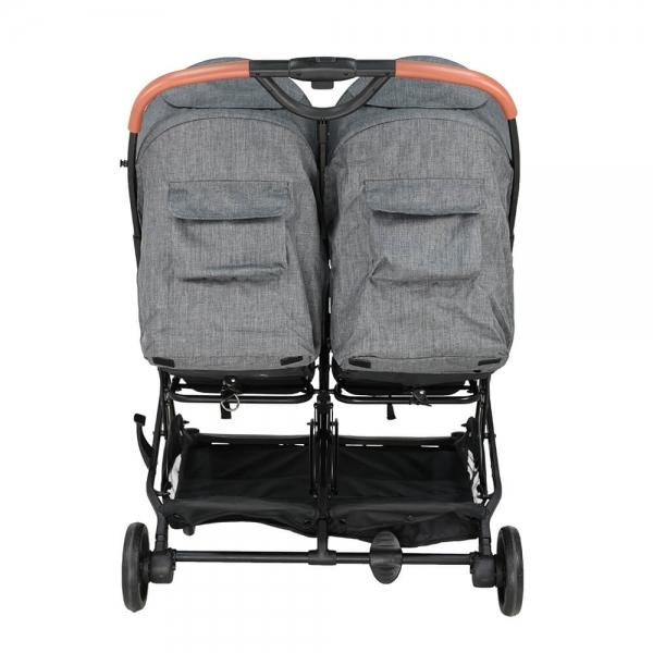 Baby Stroller Twin Gem Grey 7900-186 - image 7900-186-10-600x600 on https://www.bebestars.gr