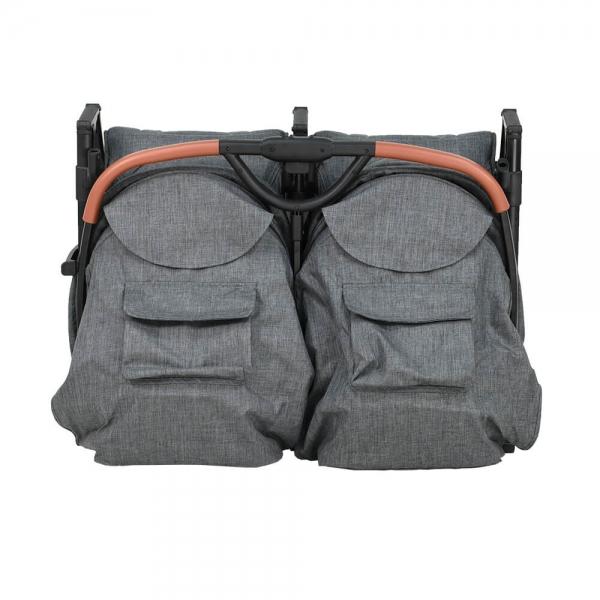 Baby Stroller Twin Gem Black 7900-188 - image 7900-186-12-600x600 on https://www.bebestars.gr