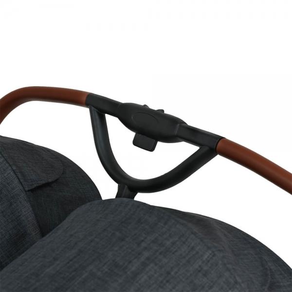 Baby Stroller Twin Gem Black 7900-188 - image 7900-186-8-600x600 on https://www.bebestars.gr