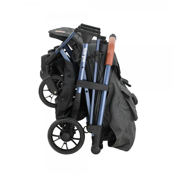 Baby Stroller Twin Gem Black 7900-188 - image 7900-188-10-600x600 on https://www.bebestars.gr