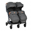 Baby Stroller Twin Gem Black 7900-188 - image 7900-188-2-135x135 on https://www.bebestars.gr