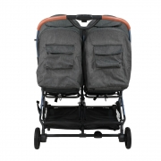 Baby Stroller Twin Gem Black 7900-188 - image 7900-188-5-180x180 on https://www.bebestars.gr