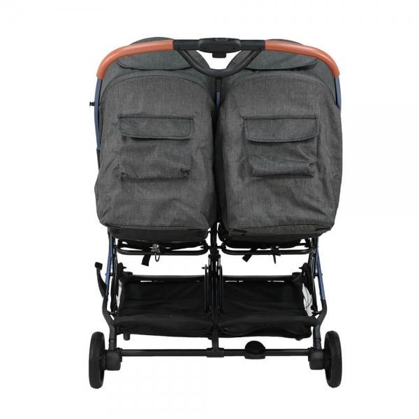 Baby Stroller Twin Gem Black 7900-188 - image 7900-188-5-600x600 on https://www.bebestars.gr