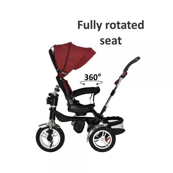 Ποδηλατάκι Joyride Ruby 6in1 813-180 - image 813-180-2-2-600x600 on https://www.bebestars.gr