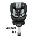 Car seat Megan i-Size 360° Grey 926-186 - image 926-186-2-135x135 on https://www.bebestars.gr