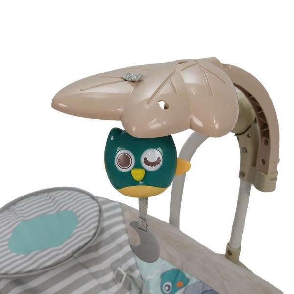 Electrical Swing & Baby Bouncer Fox 323-184 - image 323-184-1-600x600 on https://www.bebestars.gr