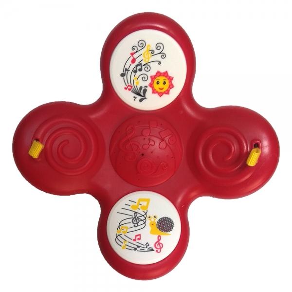 Baby Bouncer & Swing Snooze 3 in 1 Grey 324-186 - image 324-186_toy-1-600x600 on https://www.bebestars.gr